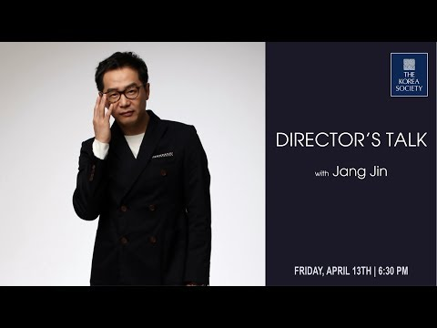 Director's Talk with Jang Jin