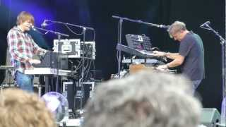 Yann Tiersen - Another Shore - live @ Zurich Openair 26.8.2012