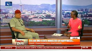 Ministry Of Happiness Aimed At Coordinating Other Ministries In Imo-- Aide