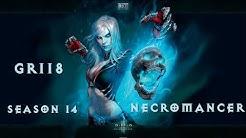 Diablo 3 - Season 14 GR118 Necromancer