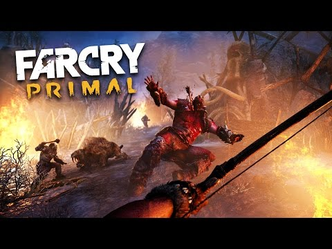 Far Cry Primal - TAMING & RIDING A SABER TOOTH TIGER!!! // Part 2 (Far Cry Primal Gameplay)