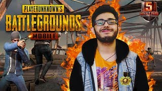 PUBG MOBILE | BECAUSE WHY NOT