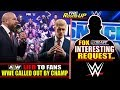 WWE BEING FORCED TO DRAFT STAR TO SMACKDOWN?! Champion COMPLAINS & AEW LIED To Fans - The Round Up