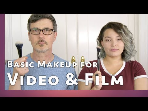 Makeup for Video and Film A Basic Tutorial