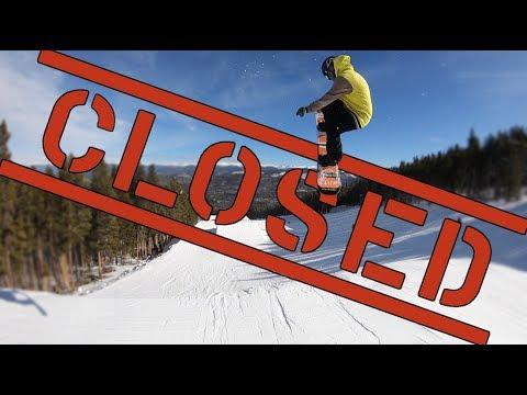 Vail Resorts Are Closing Down!