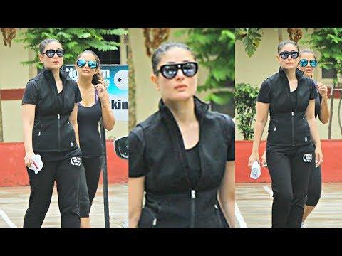 Kareena Kapoor Back To Gym With Amrita Arora After Her Switzerland Vacation