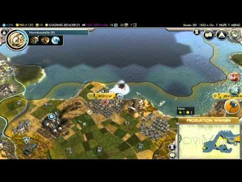 Let's Play Civilization 5 HD Part 38 - zweiter großer Feind  
