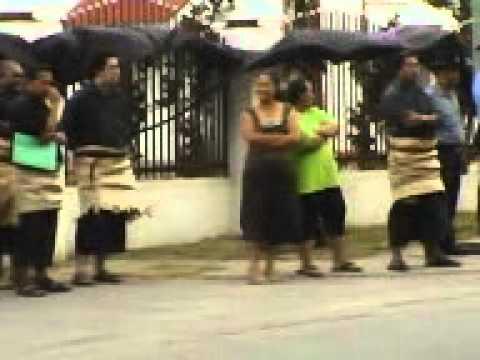 Riots and Looting in Nuku'alofa, Tonga - Part 1 of 5