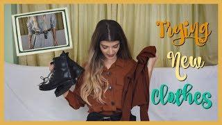 Δοκιμάζω καινούρια ρούχα #4 ft. Dodo (ΣΟΠΙ ΣΤΑΡ) - HAUL   katerinaop22