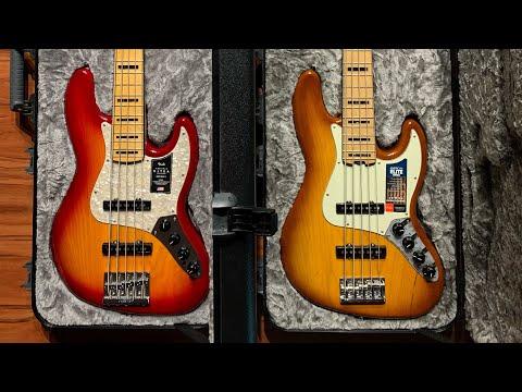 รีวิวเบส Fender American Ultra VS American Elite เหมือนกันยังไง ต่างกันยังไง มาฟังกันครับ