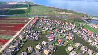 Inspire drone:  Middelharnis / Hellevoetsluis (17-04-2015)