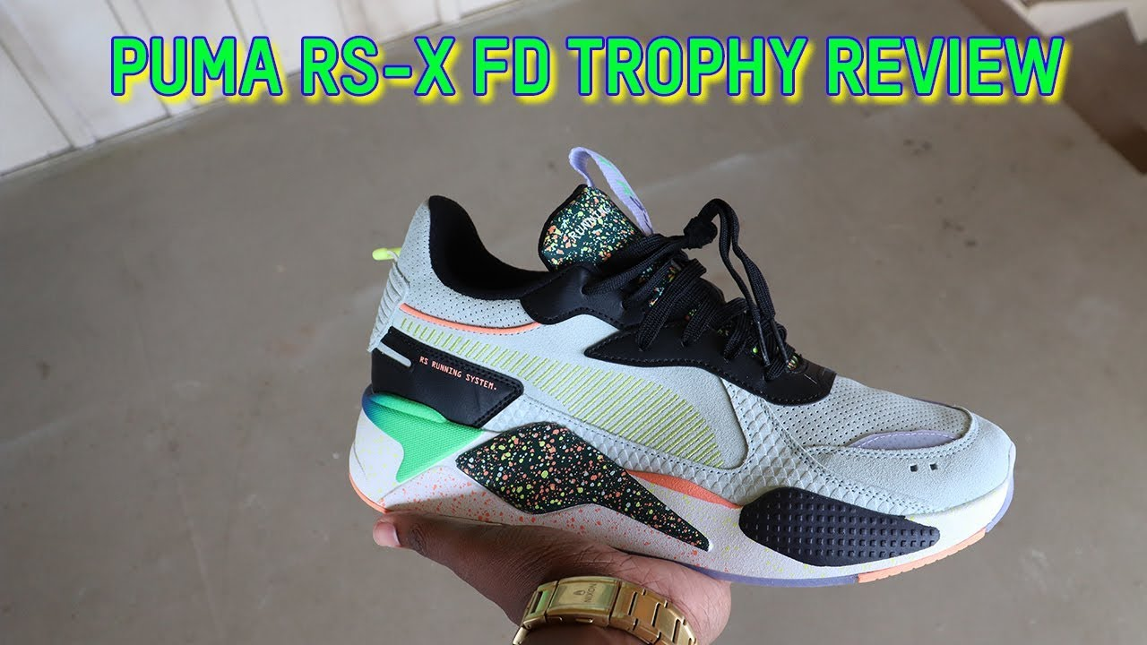 Puma RS X FD Trophy Official Review