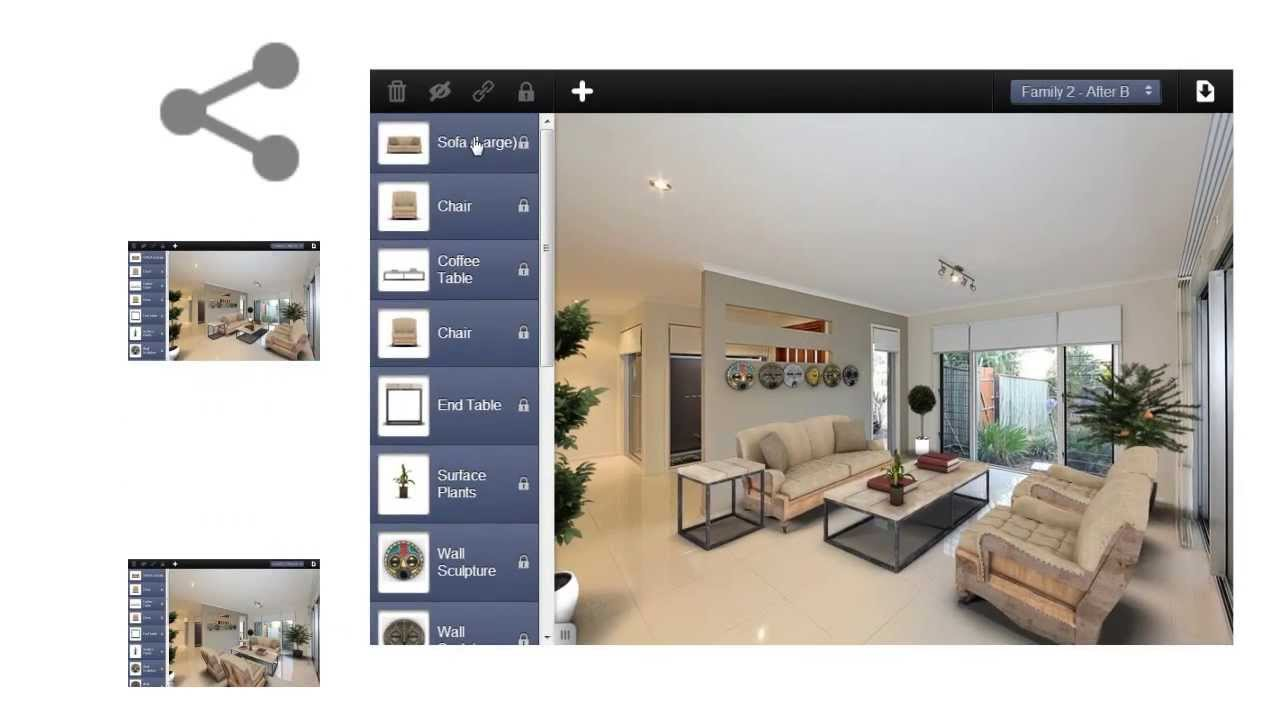 VisualStager   Do It Yourself Virtual Staging Software   YouTube