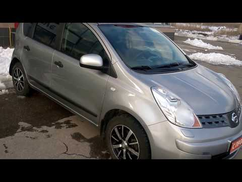 Купить Nissan Note Ниссан Ноут 2008 г с пробегом бу в Саратове Автосалон Элвис Trade in центр