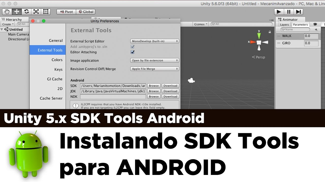 Instalando SDK Tools - Android Studio - Unity FUNCIONA! 😎