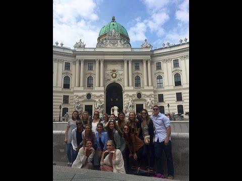 Study Abroad Summer 2016 - Vienna, Slovakia, Prague & Budapest