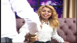 Ofweneke Cuts Off Size 8 On Live TV: Size 8 Has This Become A Norm?