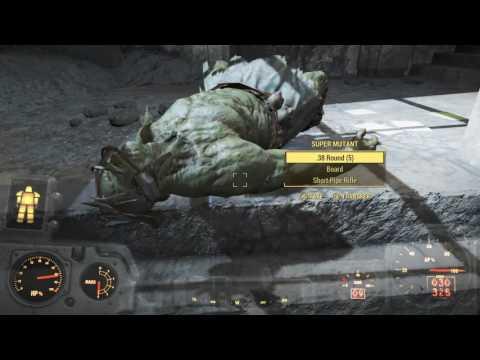 Fallout 4 Boston Library bloodmassacre