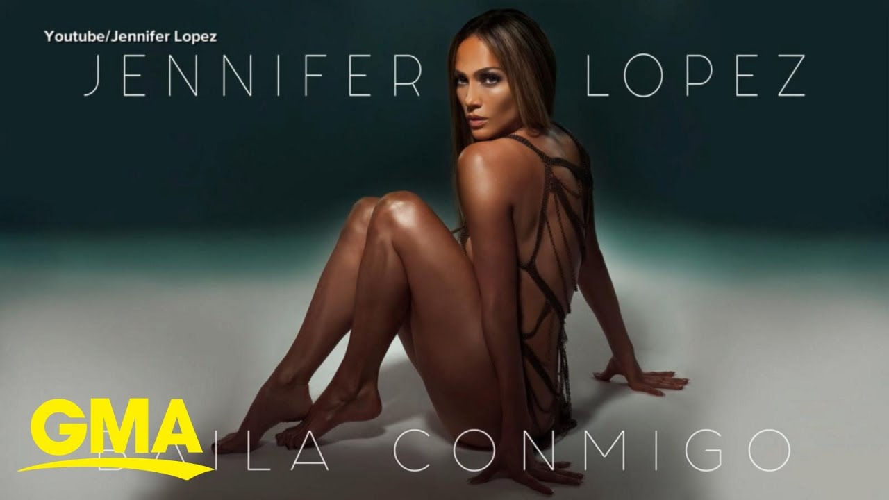 Jennifer Lopez releases new song 'Baila Conmigo' which means 'dance with me' | GMA