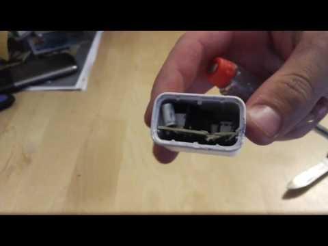 Как разобрать зарядку от телефона samsung