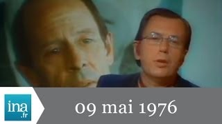 20h Antenne 2 du 9 mai 1976 - élection à Tours - Archive INA