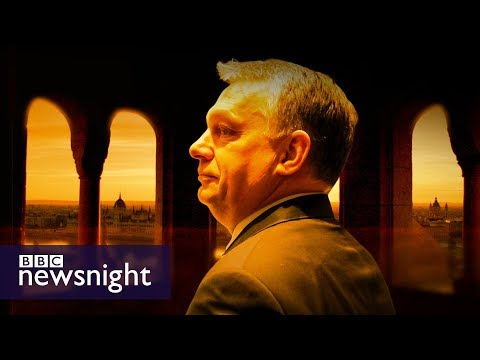 Is Hungary heading towards a new form of 'illiberal' democracy? - BBC News