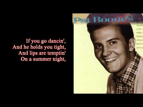 Клип Pat Boone - Remember