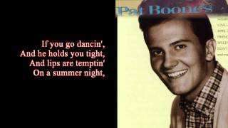 Watch Pat Boone Remember Youre Mine video