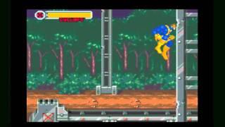 X-Men Mutant Apocalypse (SNES) Walkthrough Part 1