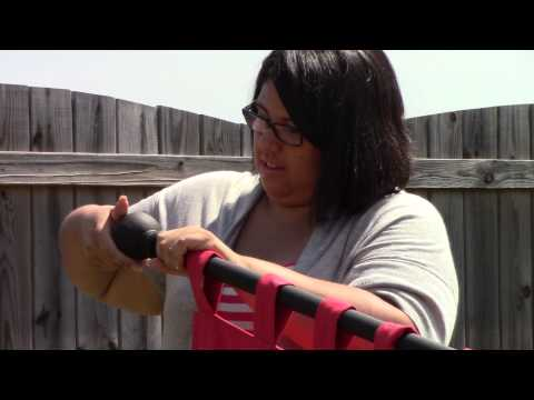 How to Install Outdoor Curtains with Outside Mount Hardware Brackets