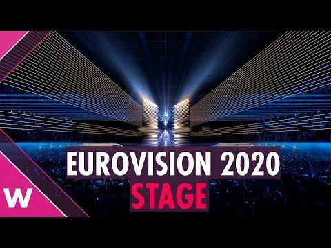 Eurovision 2020 Stage Design By Florian Wieder (REACTION)