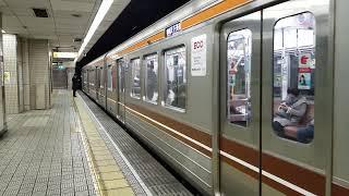 大阪メトロ66系 地下鉄堺筋線普通天下茶屋行き 恵美須町到着