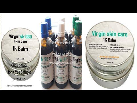 free cbd oil sample uk