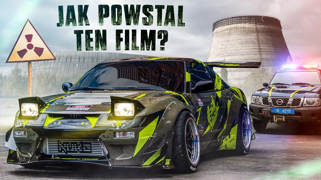 Download Drift w Czarnobylu?! Jak to możliwe? *2JZ Nissan S13- wjazd do Prypeci*