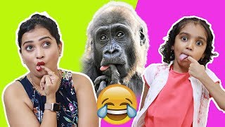 Funny Reaction Challenge - Reacting to the Funniest Photo Try not to laugh #missanika #funnyface