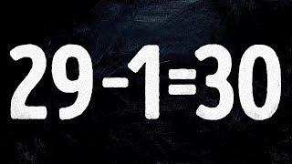 【脳トレ】超難問の数学クイズ10問、一見簡単でも難しいものばかりを厳選!!