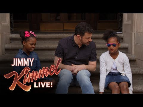 Thumbnail: Kimmel Kidversations – State of the Union