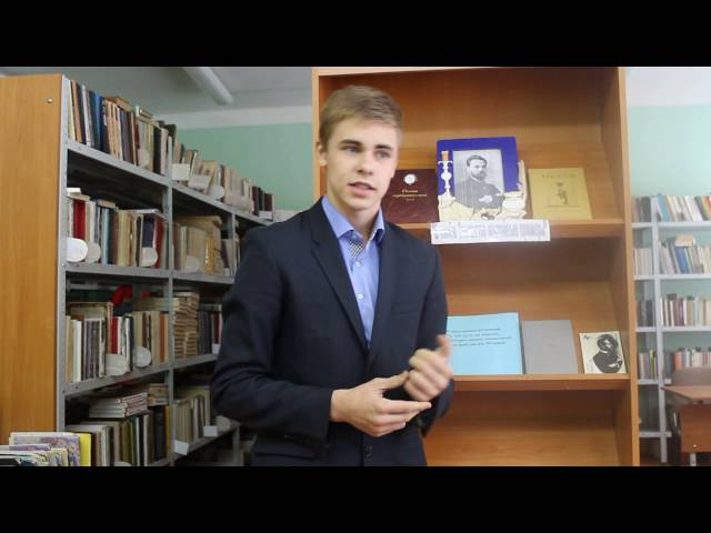 Изображение предпросмотра прочтения – НиколайПриходько читает произведение «Хвала Человеку» В.Я.Брюсова