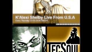 K' Alexi Shelby doing his show on www.Housestationradio.com Part 3.MOV