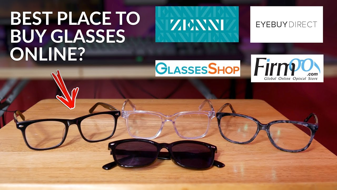 2214fac4596 Prescription Glasses Websites Compared! (and must know hacks for getting  the best pair)