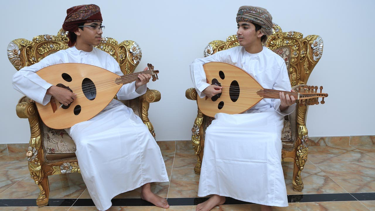 Watch the video: Sounds of Oud
