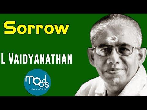 Sorrow   L Vaidyanathan ( Album: Moods- Colors Of Life)