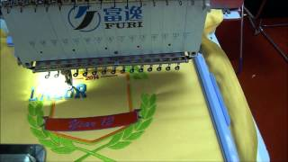 Wireless Controlled Easy Used Smart Embroidery Machine Thumbnail