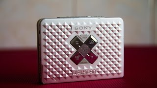 Кассетный плеер Sony Walkman WM-EX668