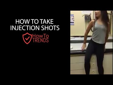 How to take injection shots? | HowToTrends