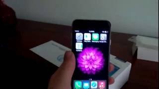 Blackview a6 или iPhone 6?