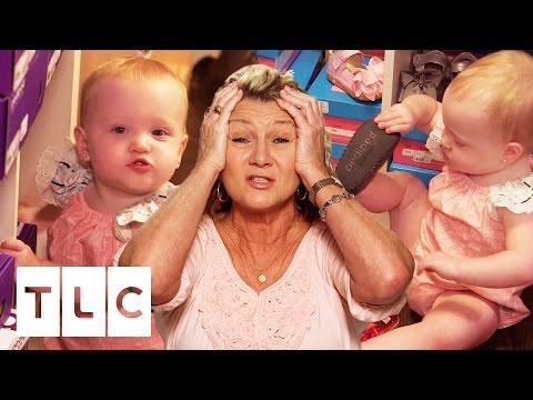 Grandma Mimi Can't