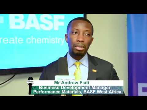 Nigeria Packaging TV: Exclusive interview with Andrew Fiati, BASF West Africa