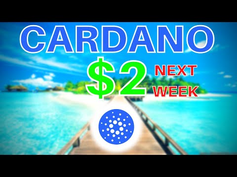 Why Cardano Will SURGE To $2 NEXT WEEK! | HUGE NEWS