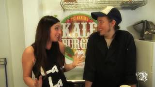 Amazing Kale Burger   Rose Phillips Online